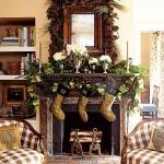 christmas-fireplace-decoration