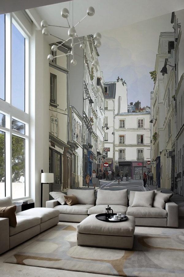 Avenue-wall-sticker