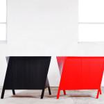 Dinamika i ravnoteža u oblasti dizajna nameštaja